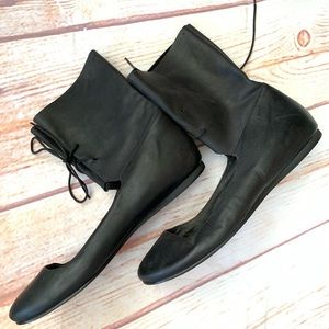 Camper Peu Circuit ballet flat Lace up boots